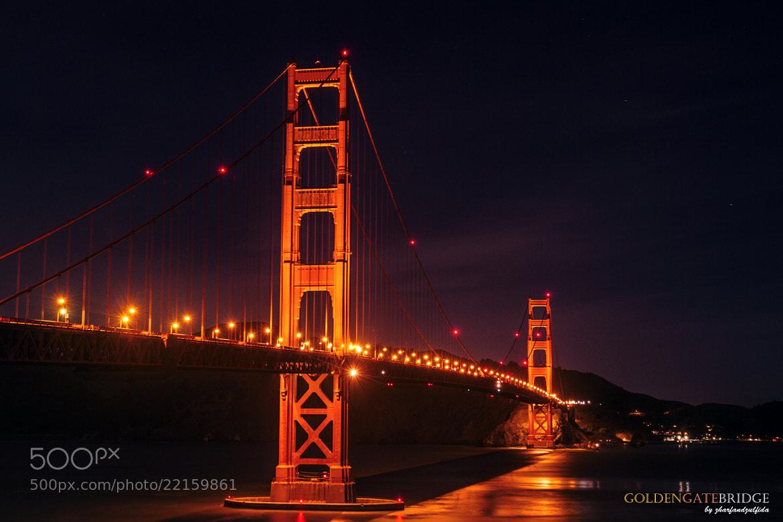 Photograph Golden Gate Bridge by Zharfan Dzulfida on 500px