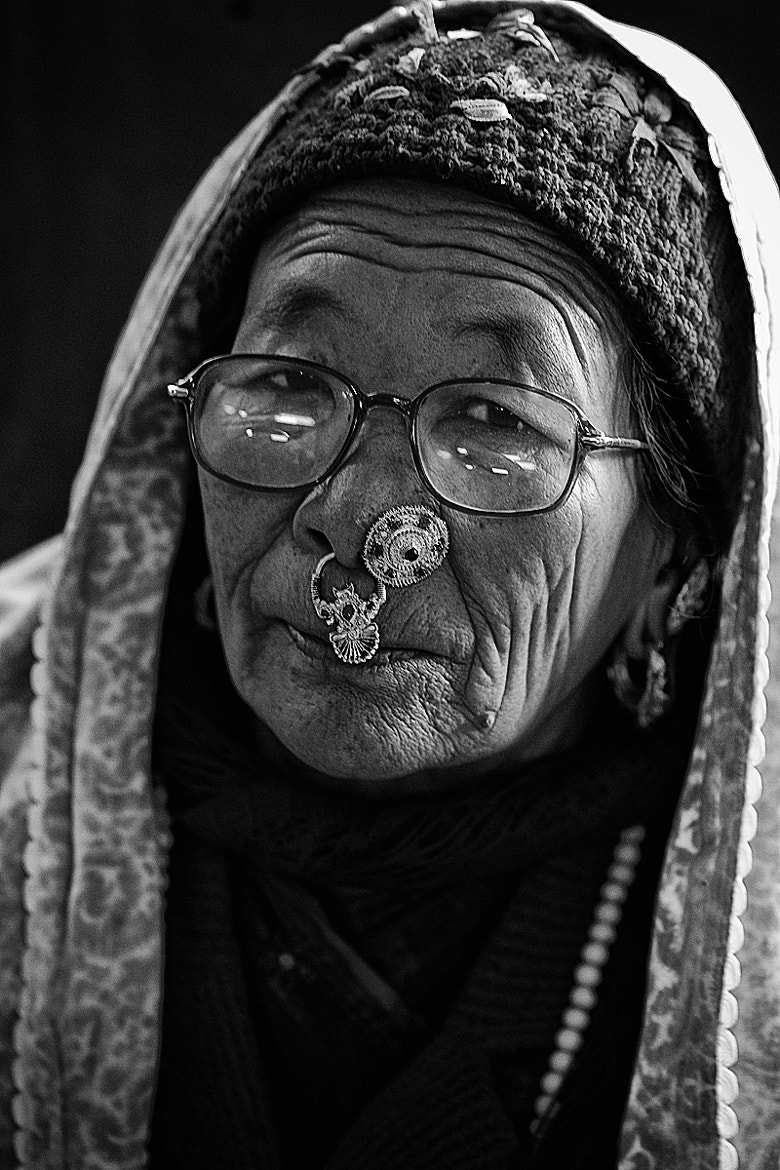 Photograph Grand Ma by Shubhadip Ghosh on 500px