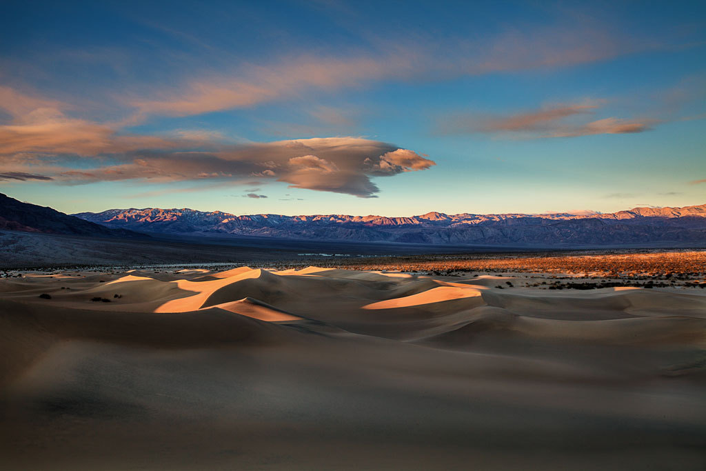 Photograph Dunes at Day Break (color) by Jason Moskowitz on 500px