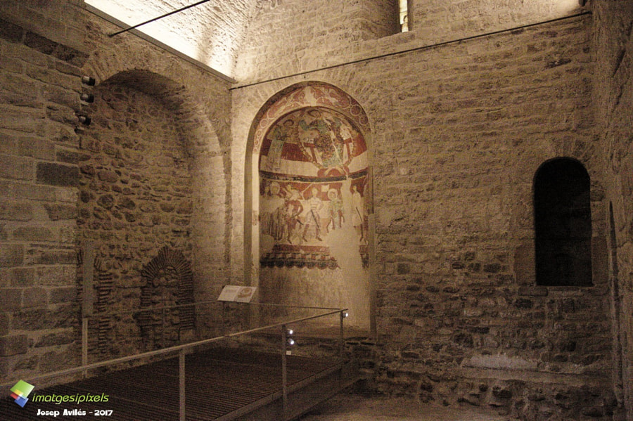 Conjunt Monumental de Sant Pere de Terrassa