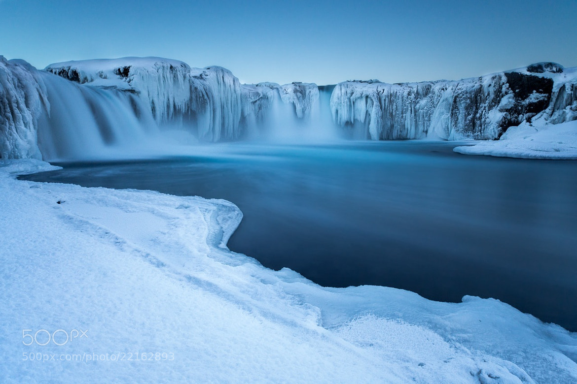 Photograph Goðafoss by Philip Eaglesfield on 500px