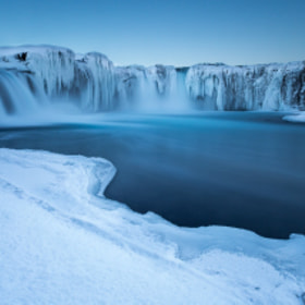 Goðafoss by Philip Eaglesfield on 500px.com
