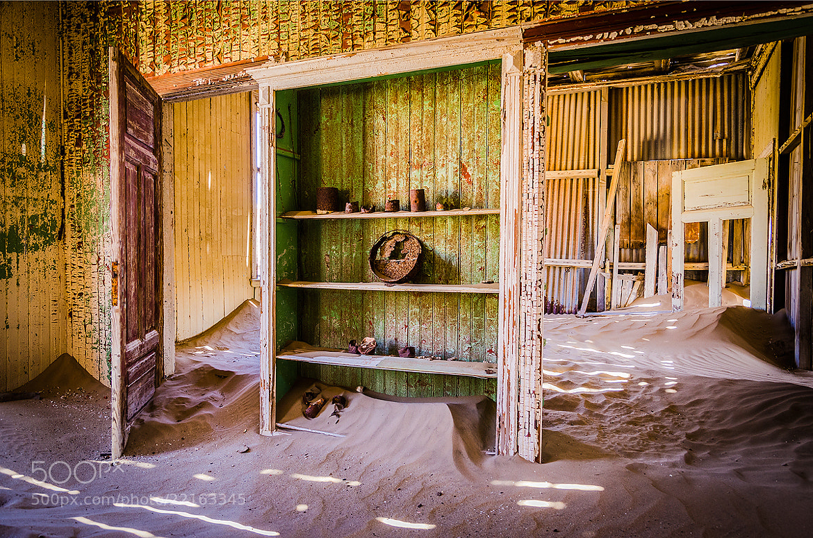 Photograph Kolmanskop by Tommaso Maiocchi on 500px