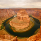 Постер, плакат: Bend it like the Colorado River