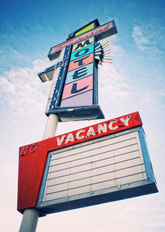 Photograph Shady Motel by Matthew McIver on 500px