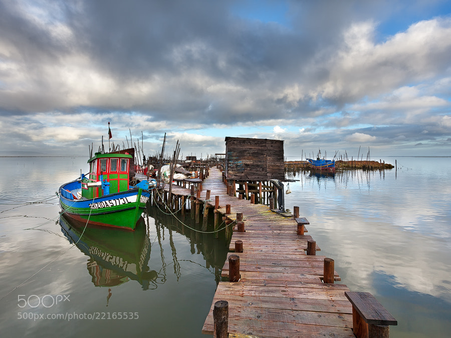 Photograph The Brizida Shelter by Carlos Resende on 500px