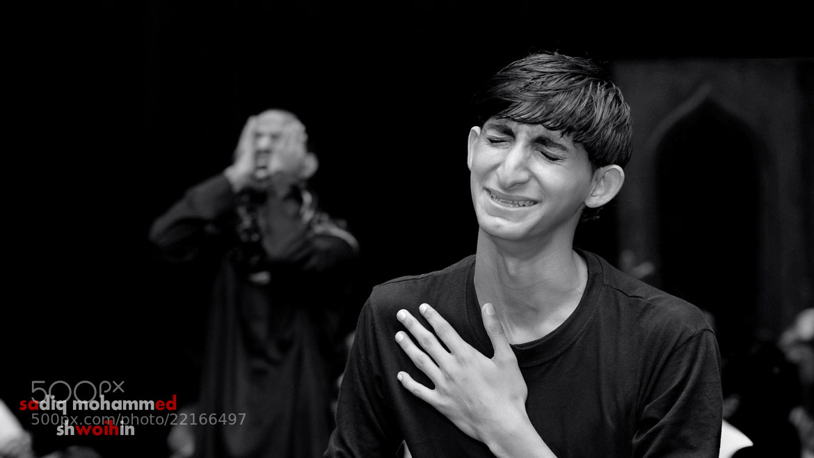 Photograph ya hussain by sadiq shwoihin on 500px