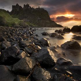 Dunluce Castle by Gary McParland on 500px.com