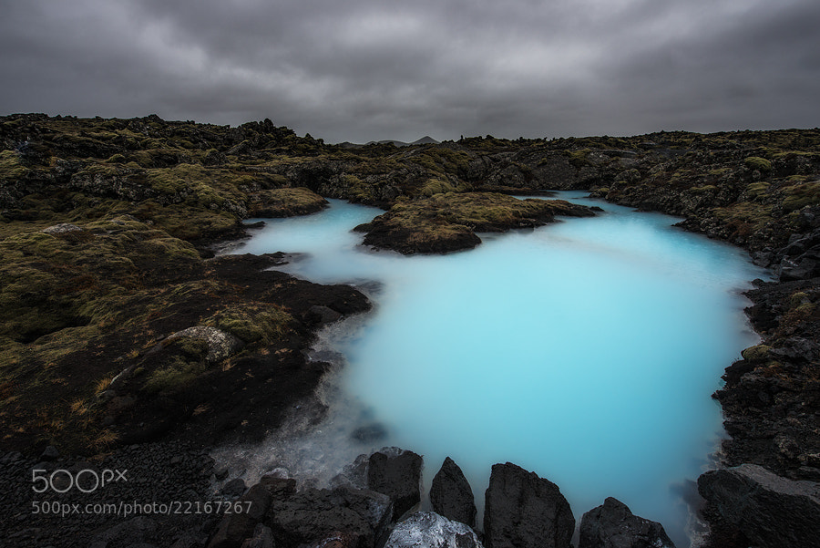 Photograph The Lagoon by Arild Heitmann on 500px