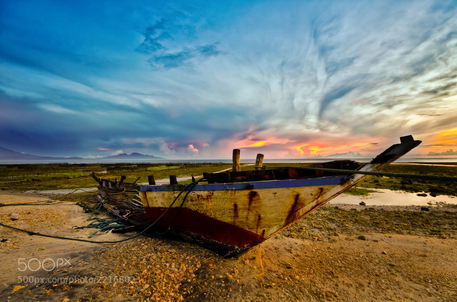 Photograph old and abandoned by Wisnu Taranninggrat on 500px