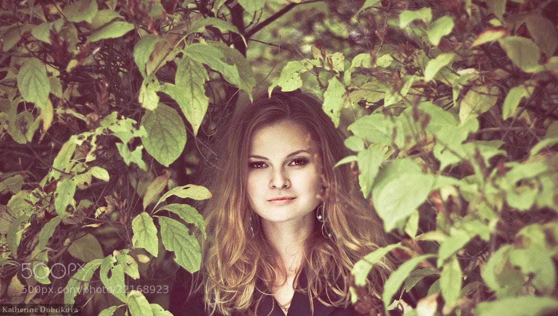 Photograph Twilight Yuliya by Katherine Dobrikova on 500px
