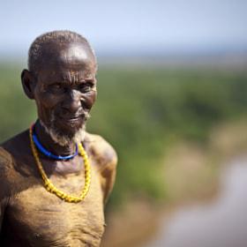 Karo Elder - Ethiopia by Steven Goethals on 500px.com