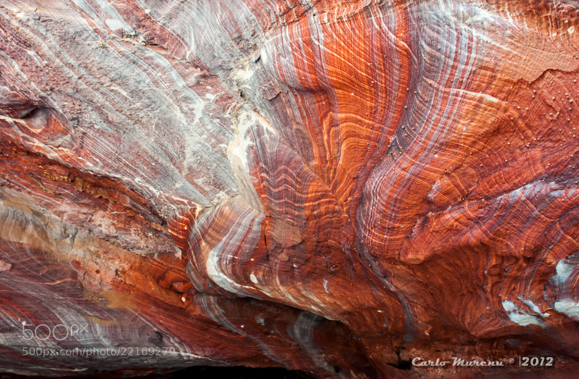 Photograph Red Cave by Carlo Murenu on 500px