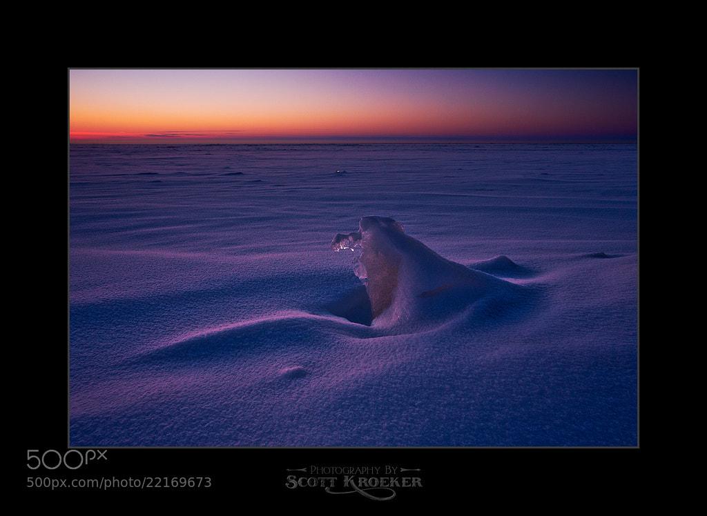 Photograph Frozen Wave by Scott Kroeker on 500px