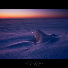Frozen Wave by Scott Kroeker (naturallightmagic)) on 500px.com