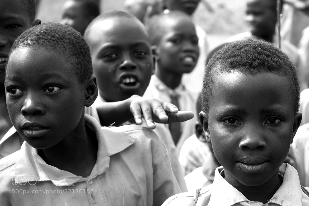 Photograph Children of Uganda by Andrea Sosio on 500px