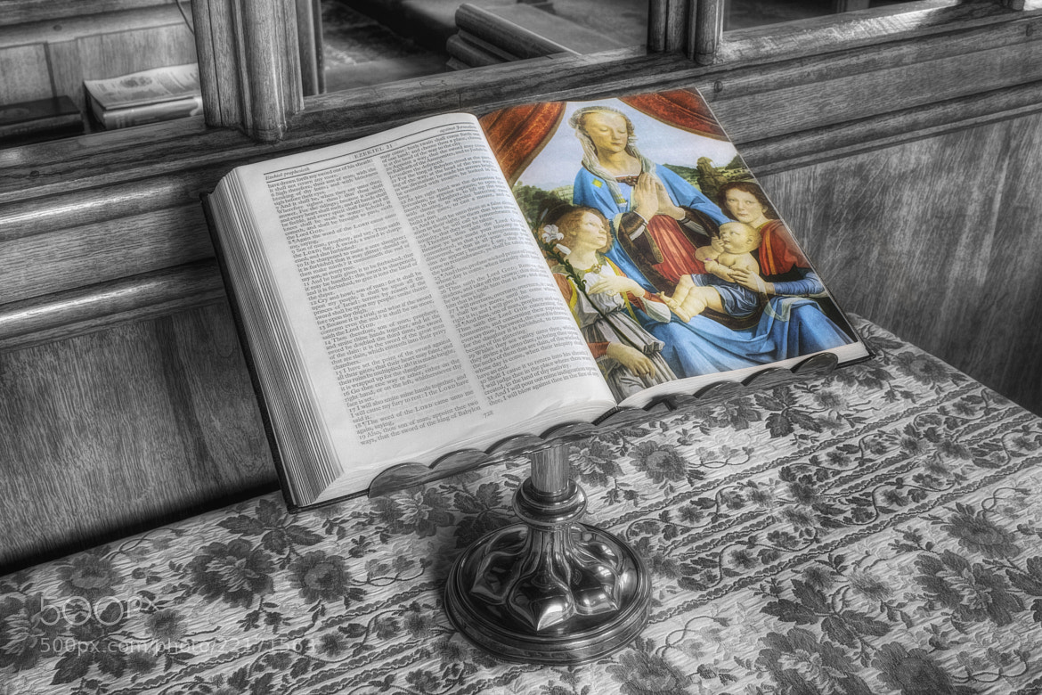 Photograph The Holy Bible by Ian Mitchell on 500px