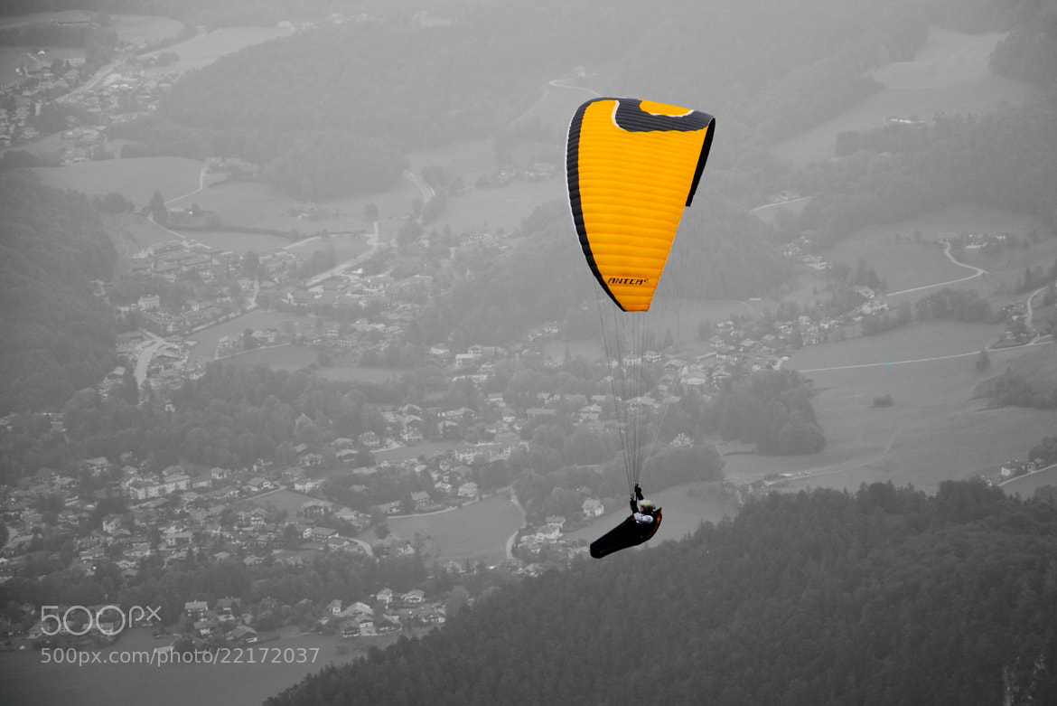 Photograph I'm Flying High by Seiha Heng on 500px
