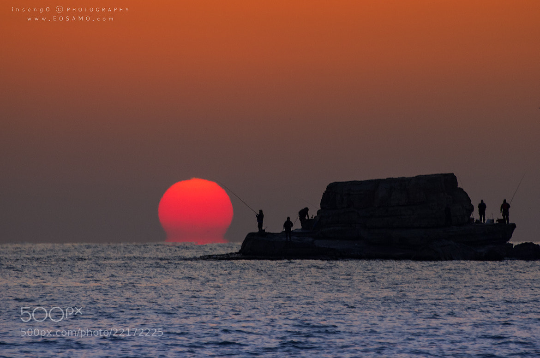 Photograph 2013 Rising Sun Ω Fishingman by chan-wook Kim on 500px