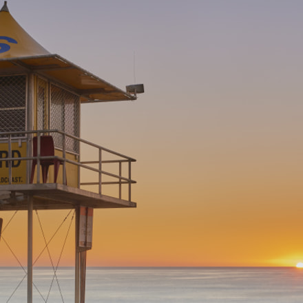 Surf Tower at Mermaid Beach