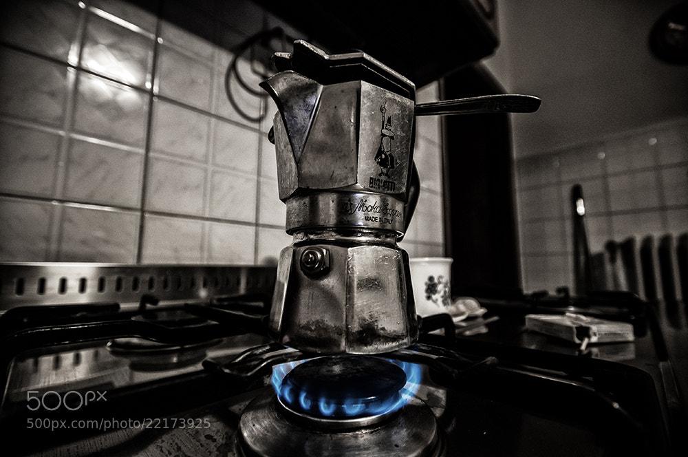 Photograph caffè by Davide Romanelli on 500px