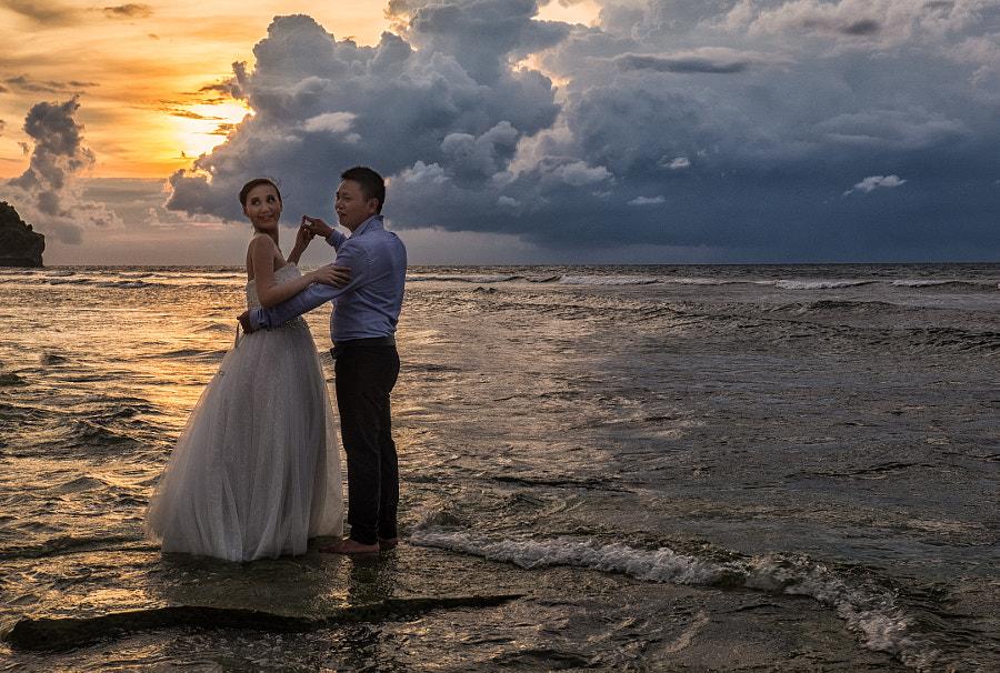 A romantic sunset by Adri Padmos on 500px.com
