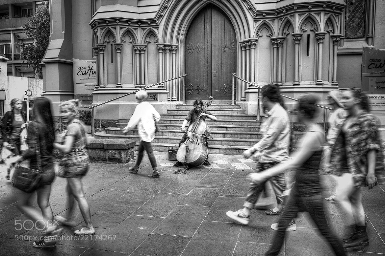 Photograph { Music around us } by Thai Hoa Pham on 500px