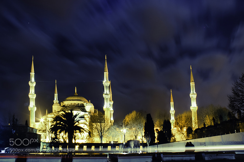 Photograph Blue mosque by Domen  Dolenc on 500px