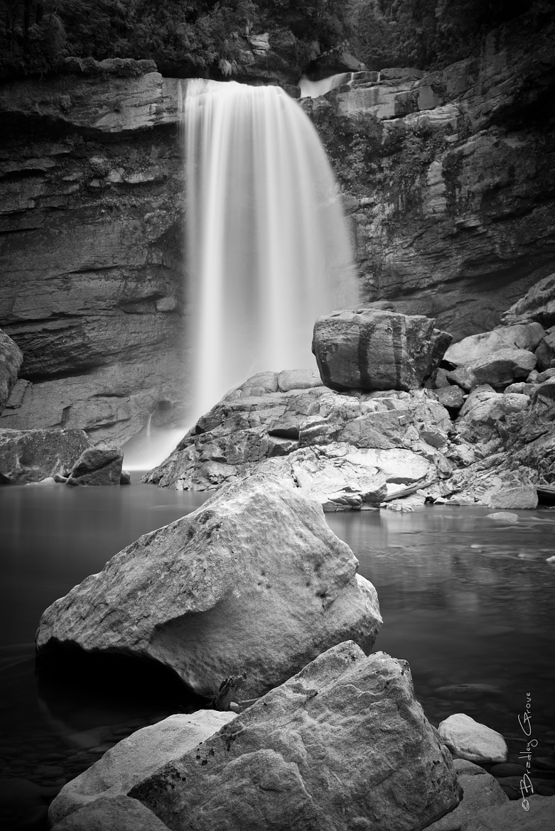 Photograph Mangatini Falls by Brad Grove on 500px