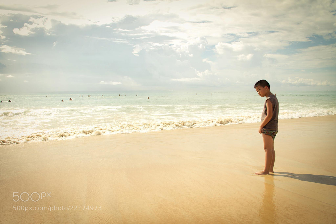 Photograph Brother by Nitchakan Changsan on 500px