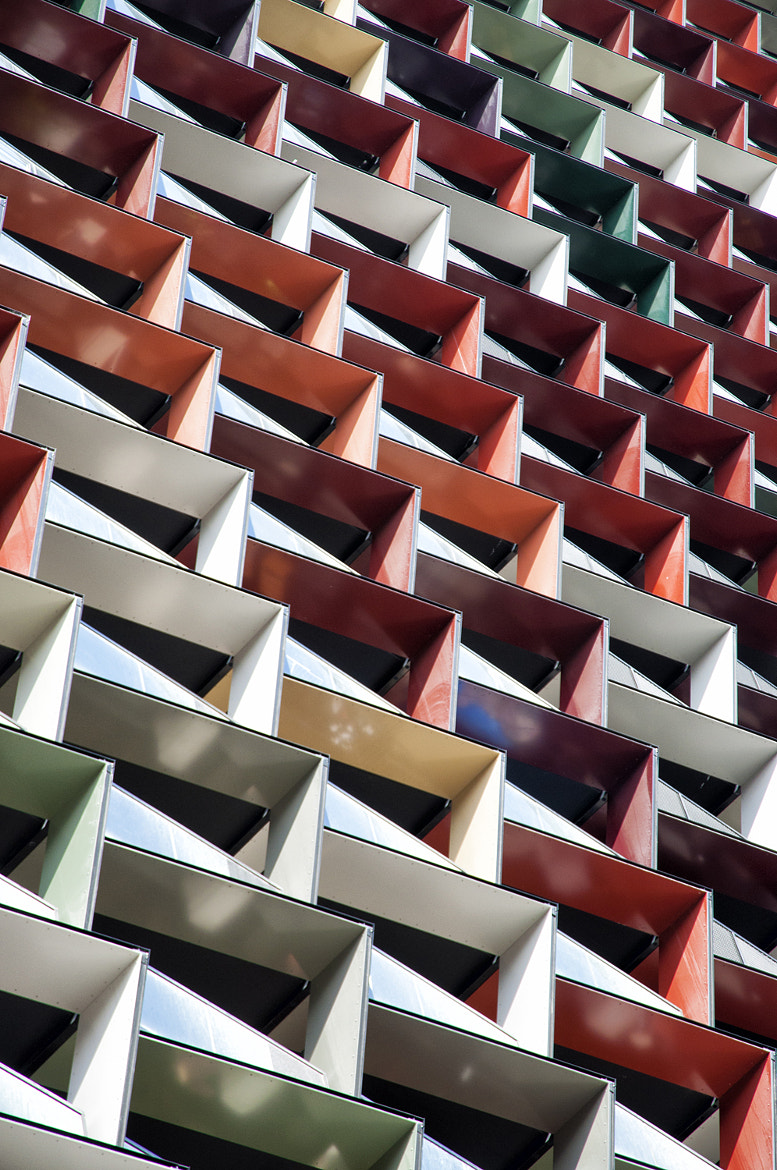 Photograph Melbourne RMIT Building 80 by Mark  on 500px