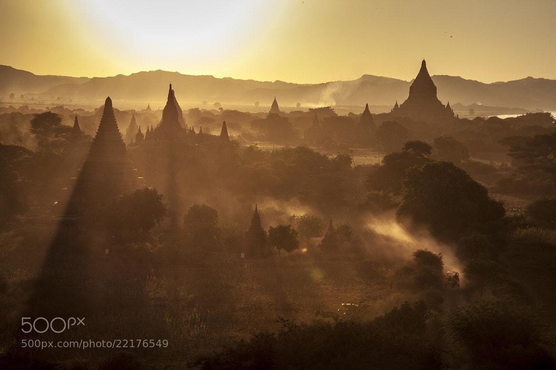 Photograph bagan @ Myanmar by apichart sripeng on 500px