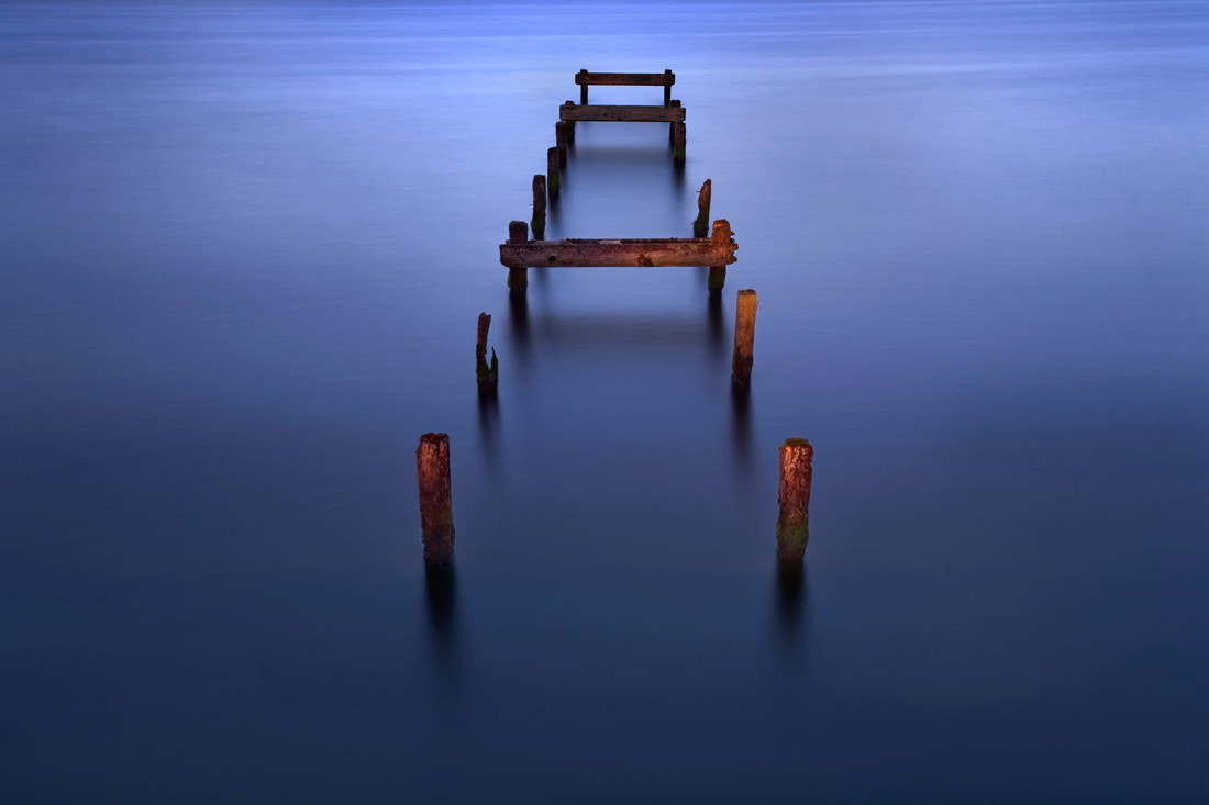 Photograph Old Jetty by Stephen Emerson on 500px