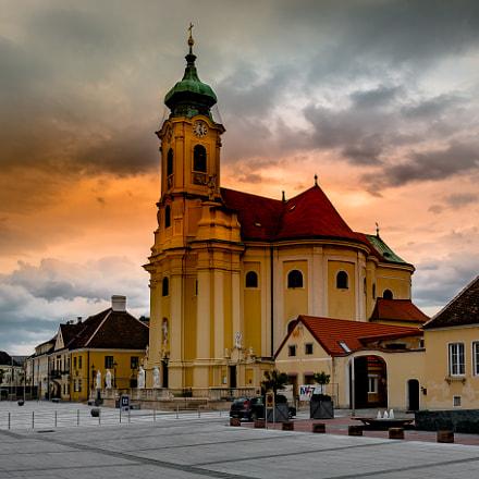 Laxenburg, Österreich