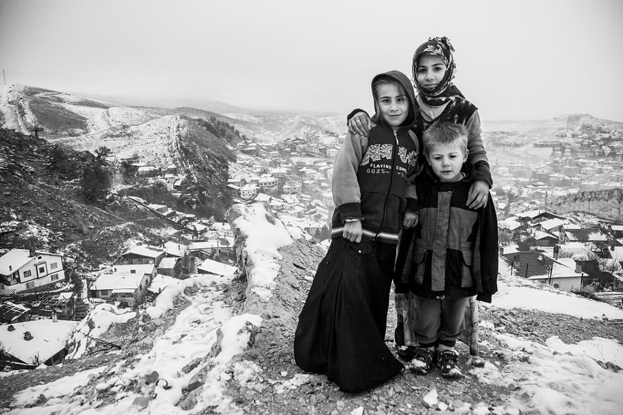 Children at Beypazari
