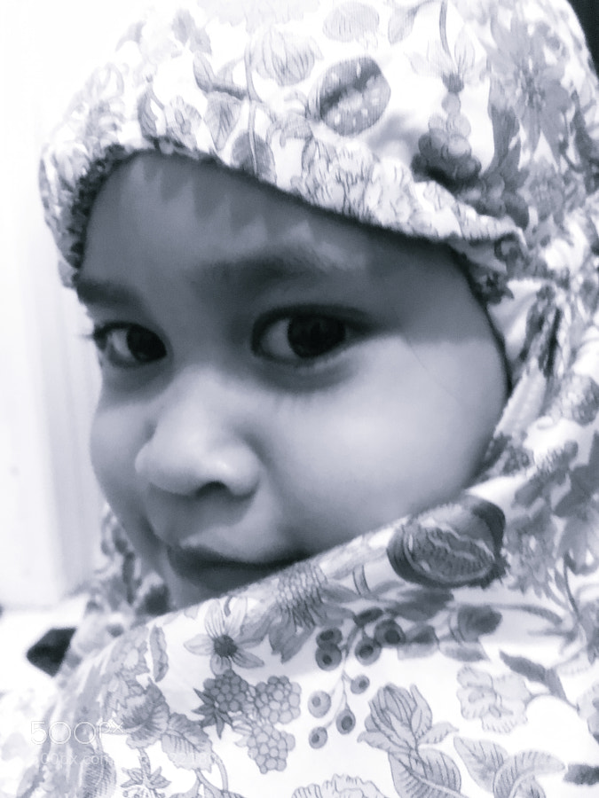 kay kusumadewa 4 years old hijab