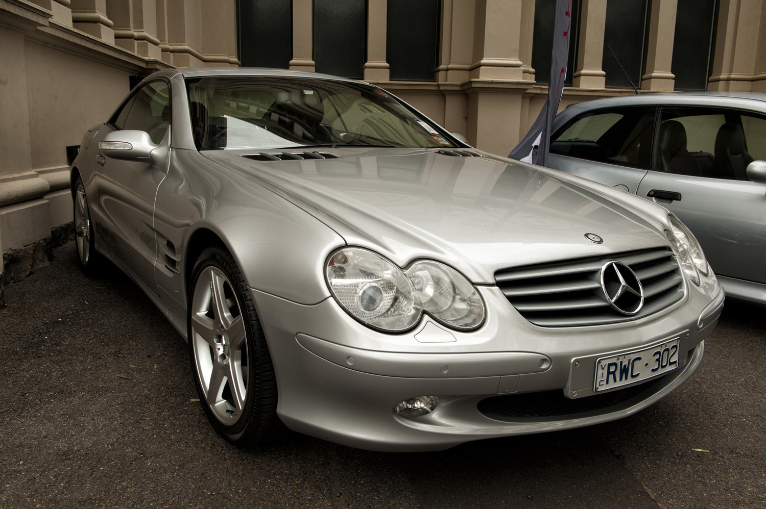 Photograph Mercedes by Mark  on 500px