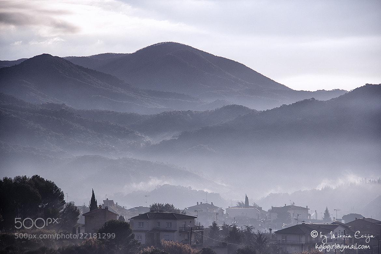 Photograph Brumas matinales by Mireia Ecija on 500px