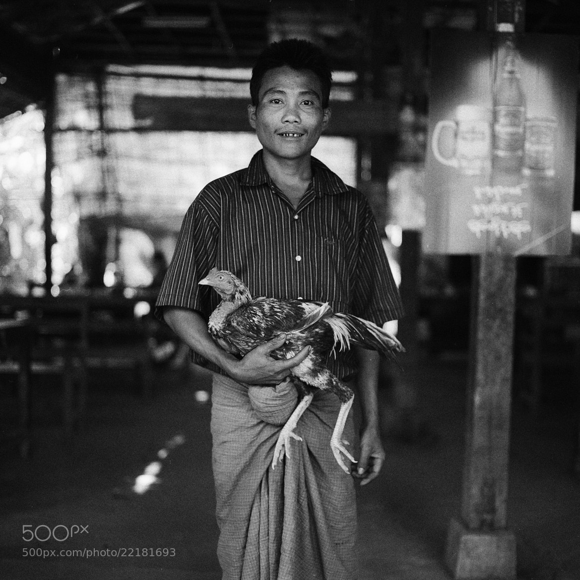 Photograph local, unnamed village by  momofuku on 500px