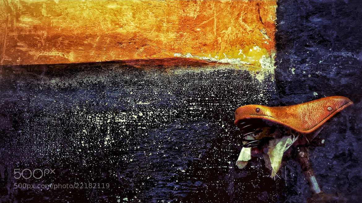 Photograph OrangE CompositioN by Guillaume Rio on 500px