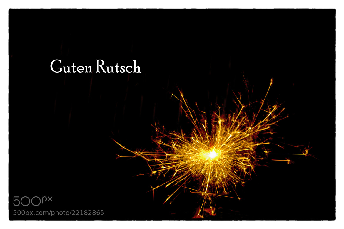 Photograph Silvester 2 by Sascha Reichhardt on 500px