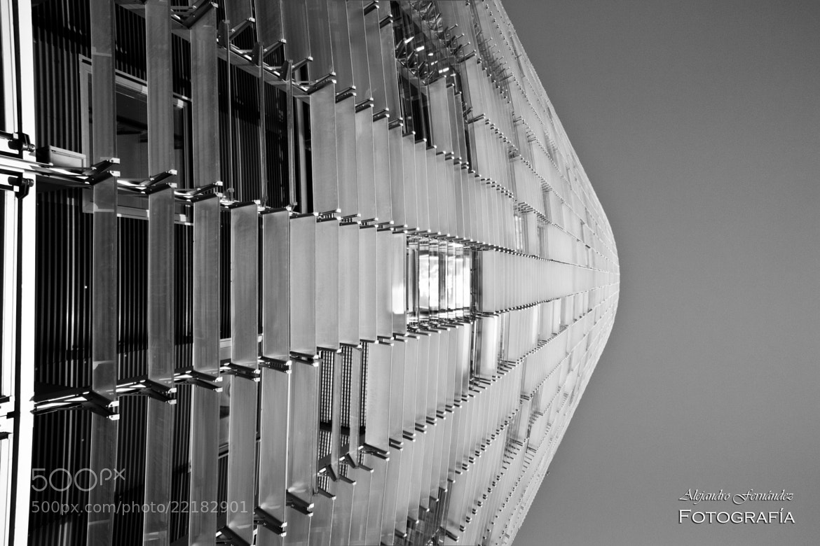 Photograph Torre Agbar (Barcelona - Spain) by Alejandro Fernández on 500px