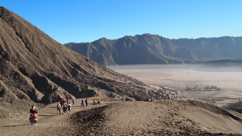 Photograph Mt.Bromo by Au Phairatphiboon on 500px
