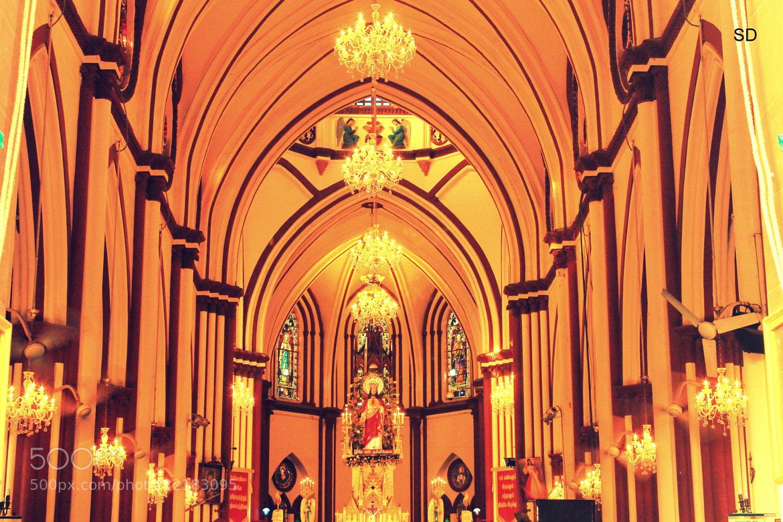 Photograph St.John's Church by Sadiq Akbar on 500px