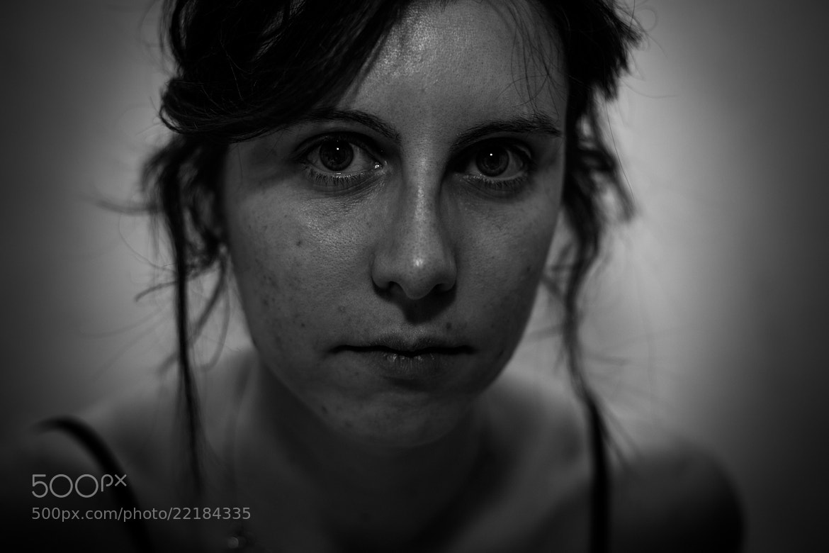 Photograph portrait by Claudia Sogne on 500px