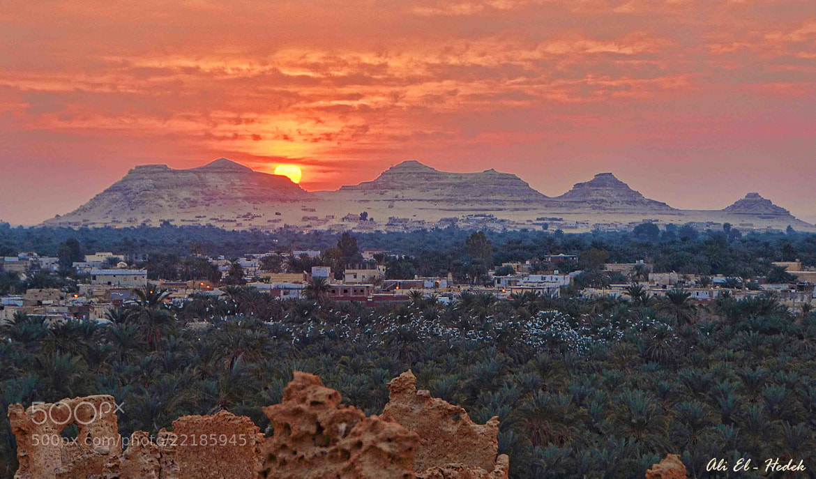 Photograph Sunrise in Shally mountain . by Ali El Hedek on 500px