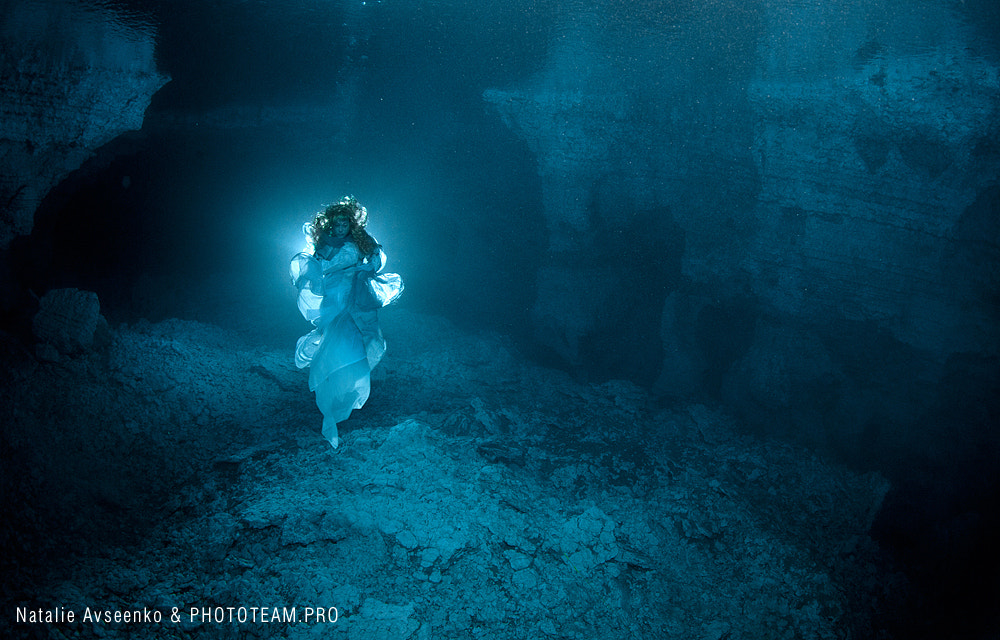 Photograph Lady of Orda Cave 2 by Viktor Lyagushkin on 500px