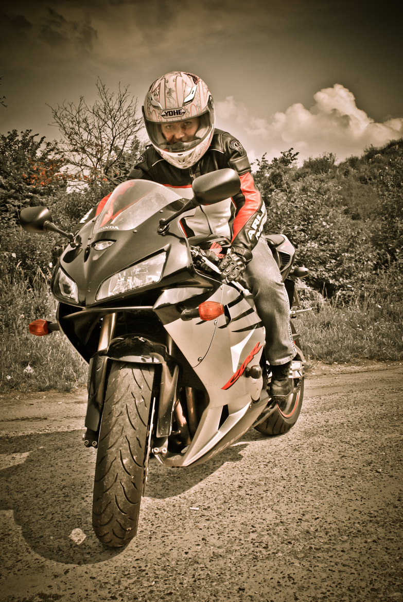 Photograph Honda cbr 600RR by amaretto-dream on 500px