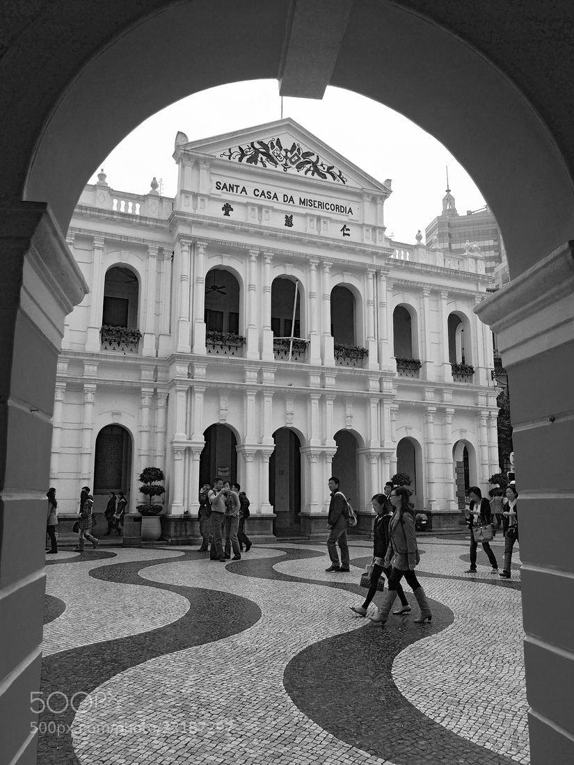 Photograph Macau by Au Phairatphiboon on 500px