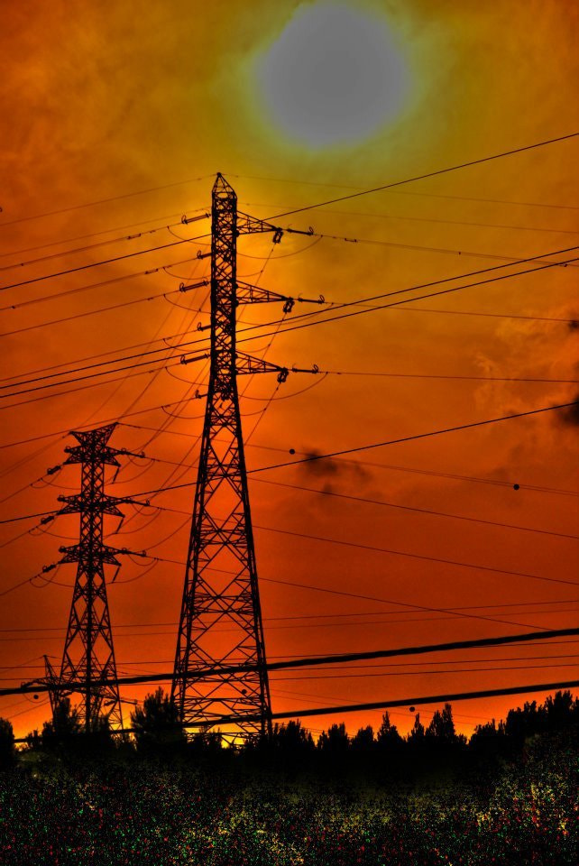 Photograph High tension by André Quartin Santos on 500px